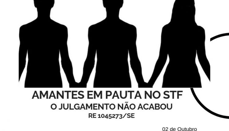 WEBINAR: PENSÃO PARA AMANTES EM PAUTA NO STF