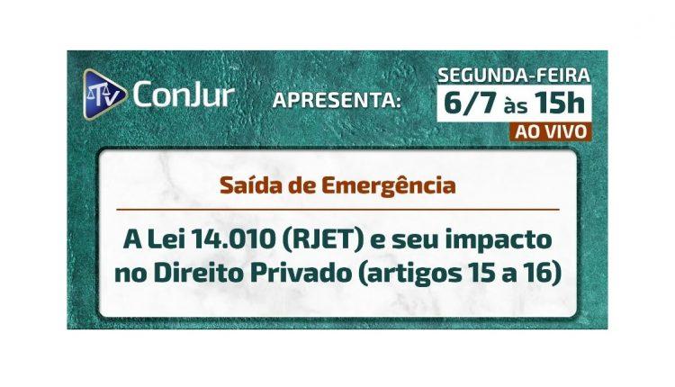 FUNDADORES DA ADFAS NA TV CONJUR.  06 DE JULHO ÀS 15H00 (HORÁRIO DE BRASÍLIA)