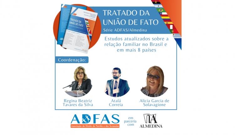 BRASIL – LANÇAMENTO – TRATADO DA UNIÃO DE FATO